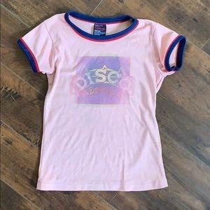 Vintage Crop T-Shirt